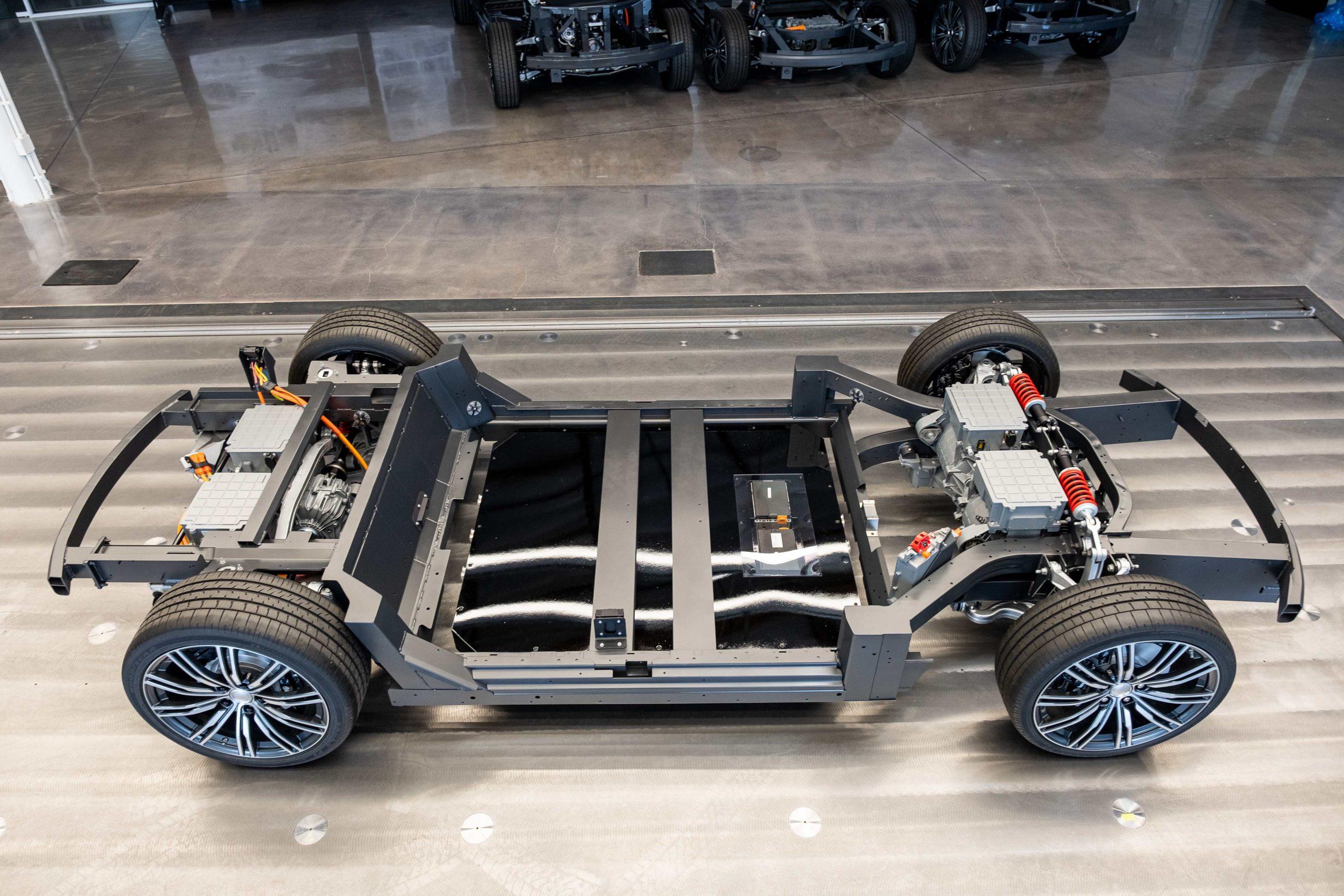4 Motor AWD – EV 1