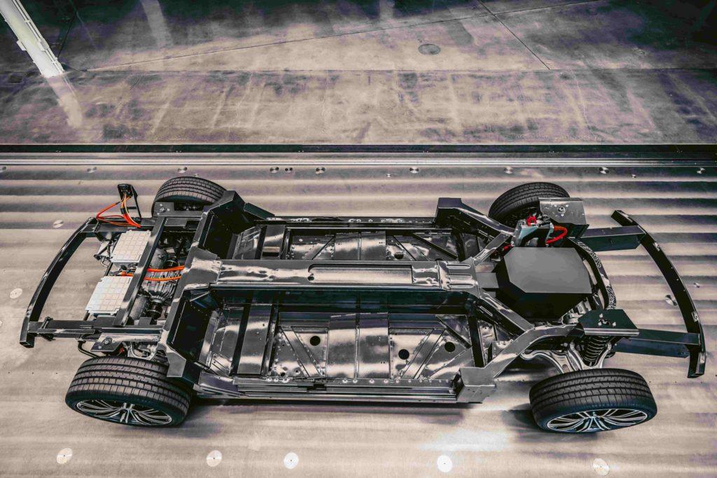 2 Motor RWD – EV